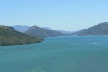 Visiting New Zealand – Nelson and Queen Charlotte Sound by Helicopter