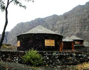 Houses in Fogo