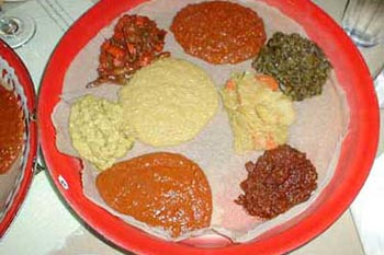 Eating and Drinking in Ethiopia