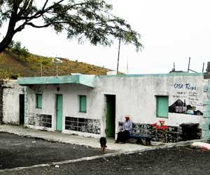 Village in Chã