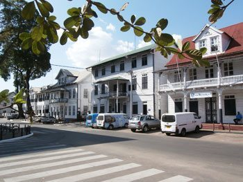 Central-Paramaribo