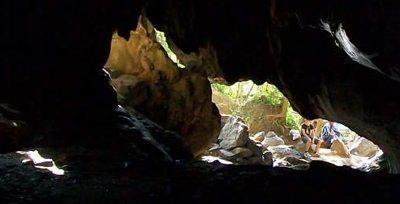 Vinales Cave Entrance