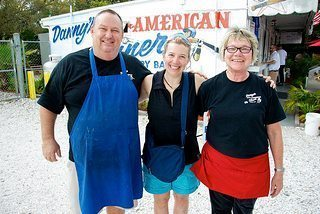 dannys All American Dairy Bar in Tampa, FL.