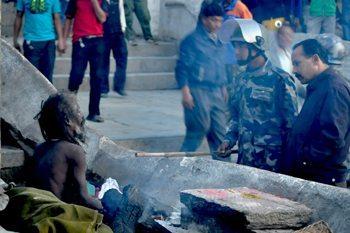 Maha Shivaratri in Kathmandu