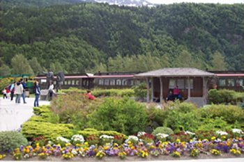 Skagway, Alaska and the Yukon Route Railroad