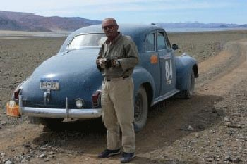 Eight Thousand Miles in a 1940 LaSalle