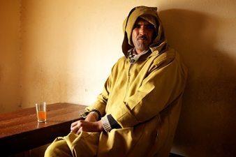 Marrakech tea-man.