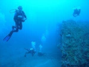 The Jado Trader is one of the most popular places to dive