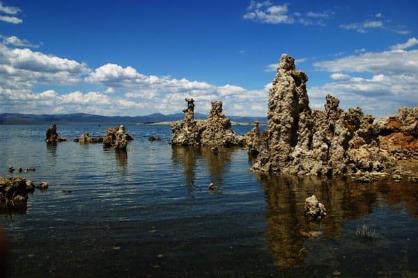 California: Hot Springs of the Sierras