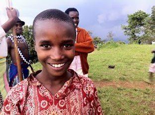 Rwandan Dancer