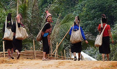 Laos: Sleeping with the Hill Tribes