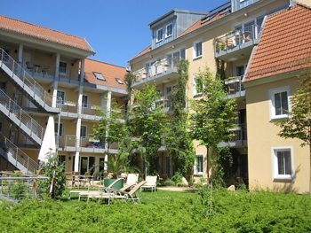 Appartment hotel Schlossberg.