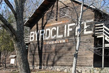 Byrdcliff Theater in New York State.