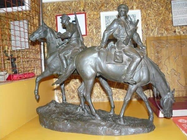 Soviet cavalry in the Great Patriotic War