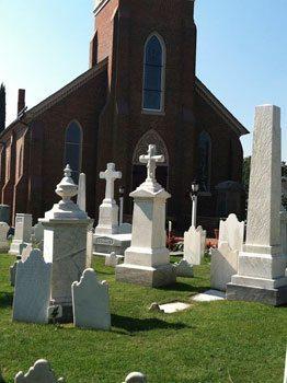 St. Peter's cemetery