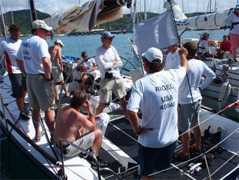 Antigua's Sailing Week Regatta