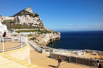 Gibraltar: An English Rock Between Spanish and African Worlds