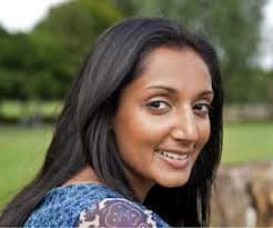 Author Monishaa Rajesh.