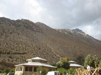 The healing center in Monte Grande.