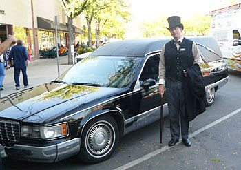 Shane Sheriean of Fort Collins Ghost Tours