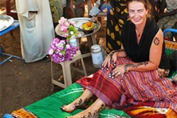 Sudan: A Canvas of Skin