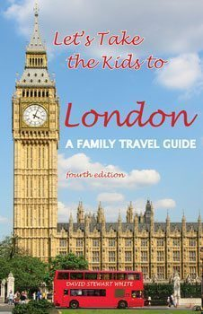 Let's Take the Kids to London by David Stewart White.