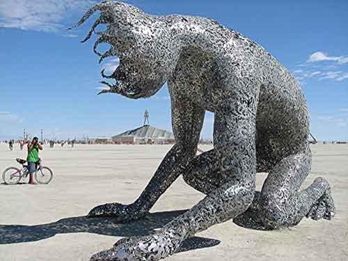 David Rich's Burning Man Photo Gallery 8