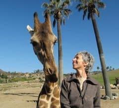 Kyle McCarthy & Lilly at San Diego Safari Park