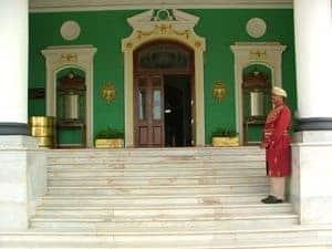 Lalitha Mahal Palace in Mysore