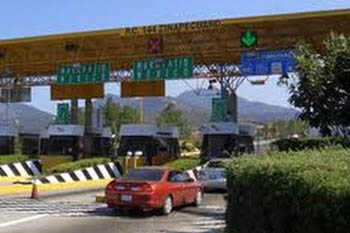 Mexico Toll Road