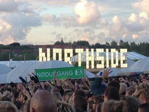 The Northside Festival is younger than the others.