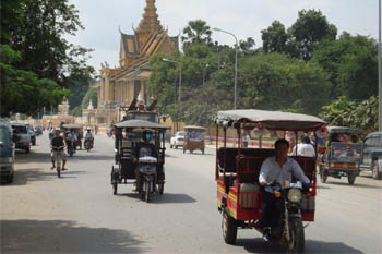 Persevering in Phnom Penh