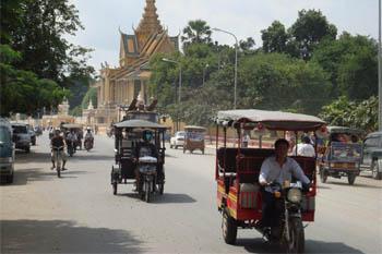 Persevering in Phnom Penh