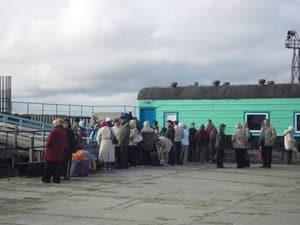 Russia's Solovetsky Islands