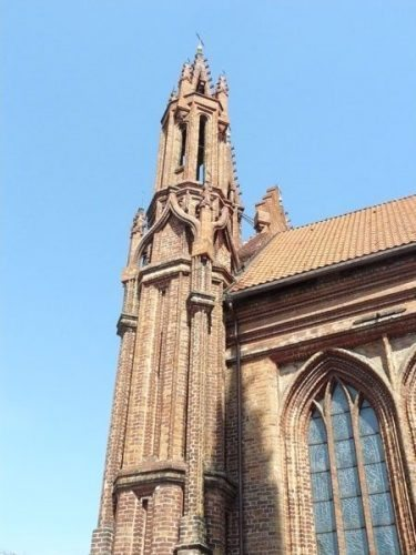 Lithuania: A Walking Tour of Vilnius – Page Two