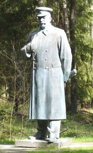 Standing Stalin
