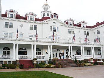 The Stanley Hotel in Estes Park, Colorado