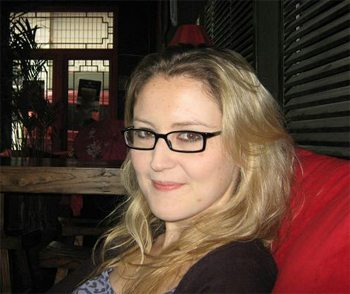 Susie Gordon, author of Moon Beijing & Shanghai.
