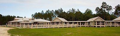 The Suwanee Eco-Lodge in nearby Fargo
