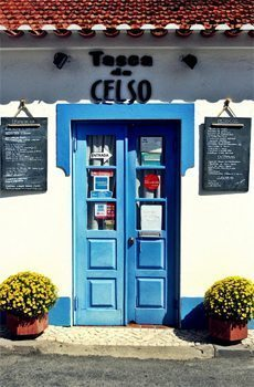 Tosca do Celso, a great little restaurant in Vila Nova.
