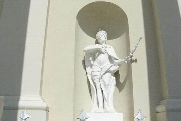 Town Hall Sculpture
