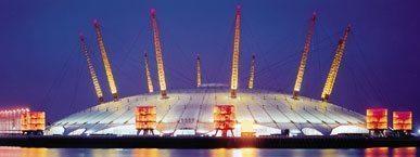 De Beers Millennium Dome.