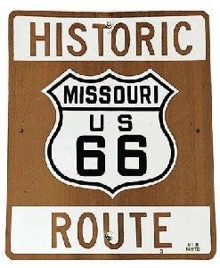 Rte 66 through Missouri