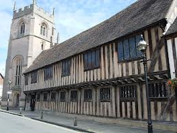 Almshouses and Chapel of the Holy Cross Guild