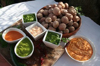 Typical Canarien food