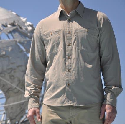 clothing arts pickpocket proof shirt