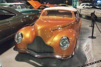 Floyd Garrett's Muscle Car Museum, Sevierville, TN.