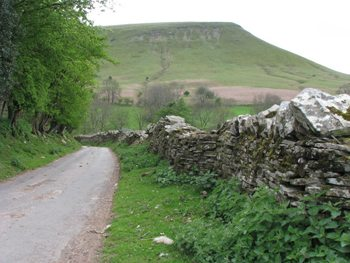 Lord Herefords knob, in Hay-on-Wye.