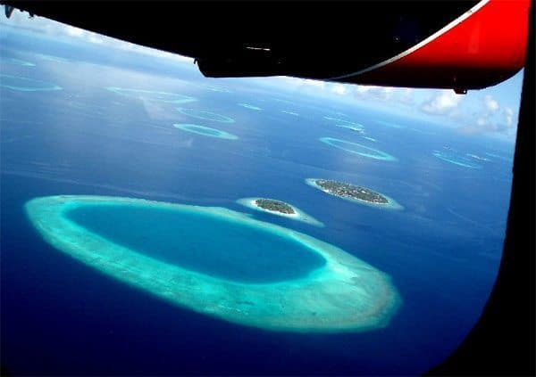 Maldives by Seaplane