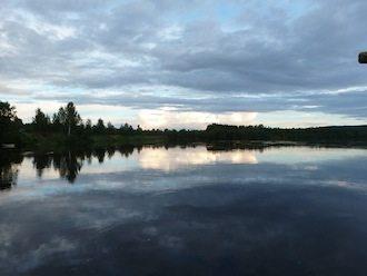Klaralven River
